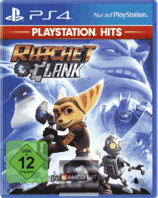 Ratchet & Clank PS-4 PSHits