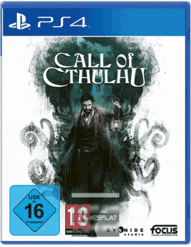 Call of Cthulhu PS-4