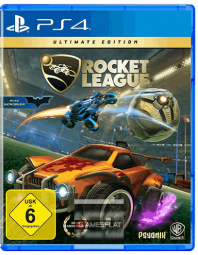 Rocket League PS-4 Ultimate Ed.