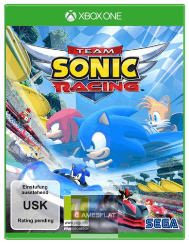 Team Sonic Racing XB-One