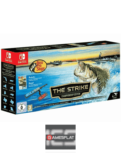 Bass Pro Shops:The Strike Switch Bundle incl Angel-Controller