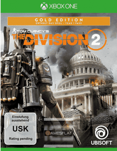Division 2 XB-ONE Gold