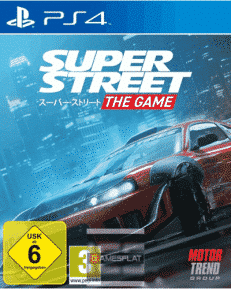 Super Street - The Game PS-4