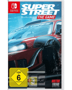 Super Street - The Game Switch