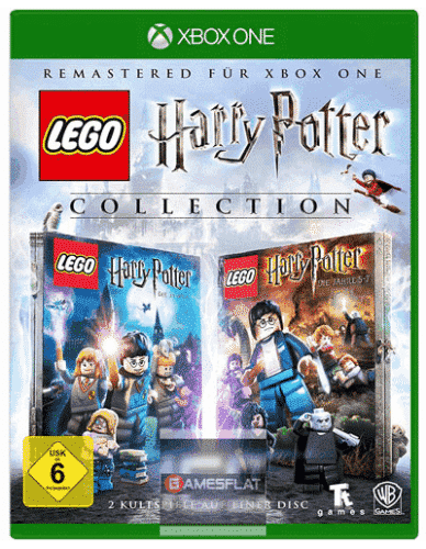 Lego Harry Potter Collection XB-One HD Remastered Jahre 1-7