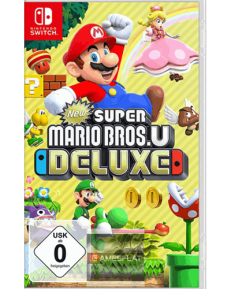 New Super Mario Bros.U Deluxe Switch