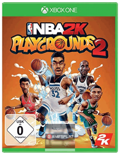 NBA 2k Playgrounds 2 XB-One
