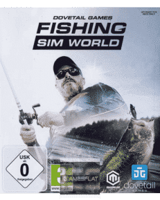 Fishing Sim World XB-One