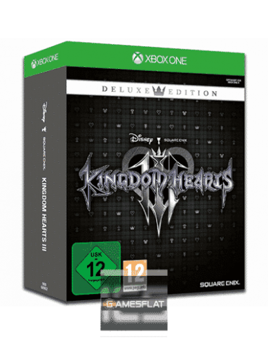Kingdom Hearts 3 XB-ONE DELUXE