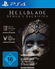 Hellblade Sensuas Sacrifice PS-4