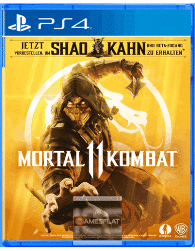 Mortal Kombat 11 PS-4