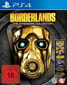 Borderlands Handsome Coll. DISC USK PS4