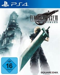 FF  VII (7) Remake  PS-4 Final Fantasy