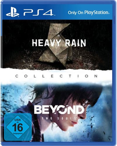 Quantic Dream Collection DISC USK PS4