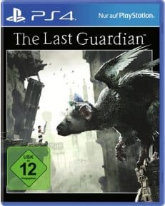 Last Guardian DISC USK PS4