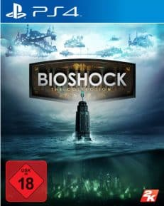 Bioshock Complete Collection DISC USK PS4