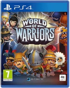 World of Warriors DISC USK PS4 PEGI