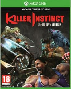 Killer Instinct DISC AT XBOX