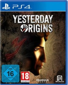 Yesterday Origins DISC USK PS4