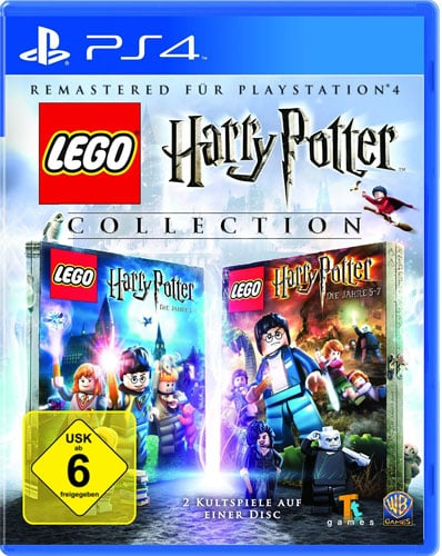 Lego Harry Potter Collection DISC AT PS4