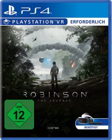 VR Robinson: The Journey  PS-4 VR wird benötigt