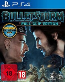 Bulletstorm  PS-4   Full Clip Edition