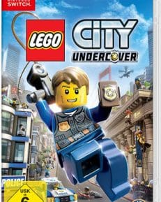 Lego City Undercover CARD USK Switch