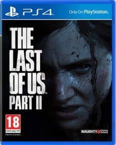 Last of Us 2 DISC AT PS4