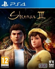 Shenmue 3  PS-4  D1  AT