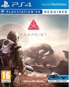 VR Farpoint  PS-4  AT