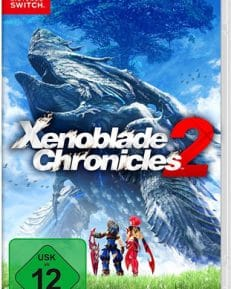 Xenoblade Chronicles 2 CARD USK Switch