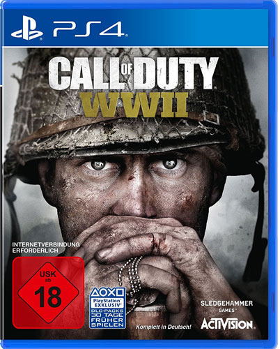 COD WW2  PS-4 Call of Duty