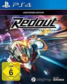 Redout DISC USK PS4