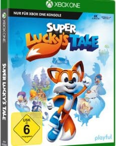 Super Luckys Tale DISC USK XBOX