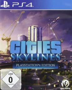 Cities Skylines  PS-4