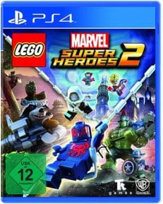 Lego Marvel Superheroes 2 DISC USK PS4