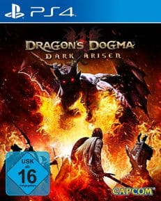 Dragons Dogma Dark Arisen DISC USK PS4