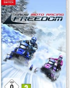 Snow Moto Racing Freedom CARD USK Switch