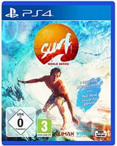 Surf World Series DISC USK PS4