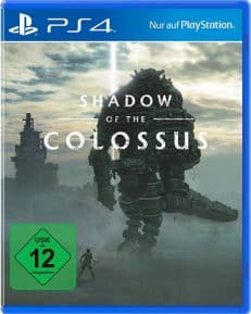 Shadow of the Colossus  PS-4