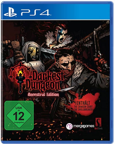 Darkest Dungeon DISC USK PS4