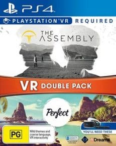 VR Assembly/Perfect DISC USK PS4