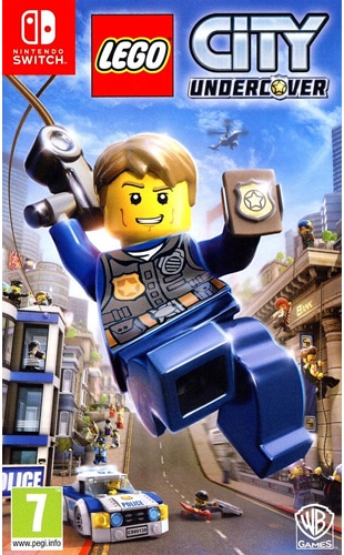 Lego City Undercover  Switch  AT