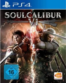 Soul Calibur 6 DISC USK PS4
