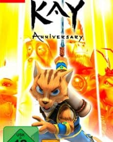 Legend of Kay Anniversary CARD USK Switch
