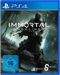 Immortal: Unchained DISC USK PS4