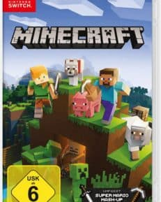 Minecraft CARD USK Switch