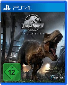 Jurassic World Evolution DISC USK PS4