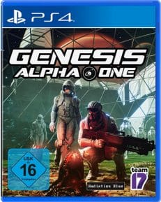 Genesis Alpha One DISC USK PS4