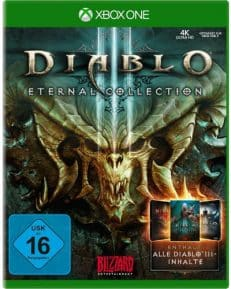 Diablo 3 Eternal Collection DISC USK XBOX